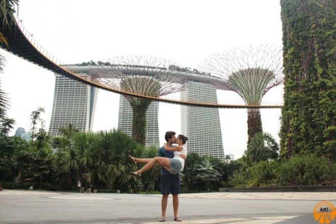 A Million Travels @Gardens By the Bay Singapore
