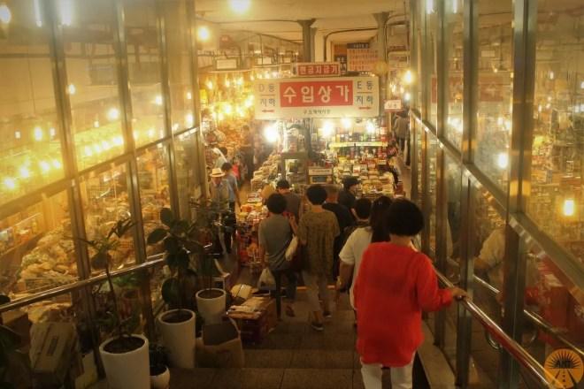 seoul market where