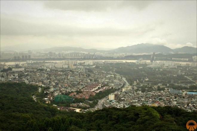 seul tower corea del sud