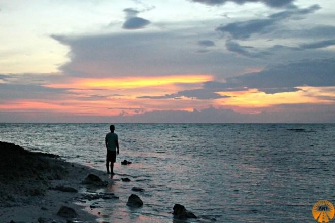 tramonto filippine bohol