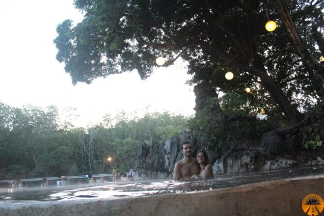 hot springs coron how to go