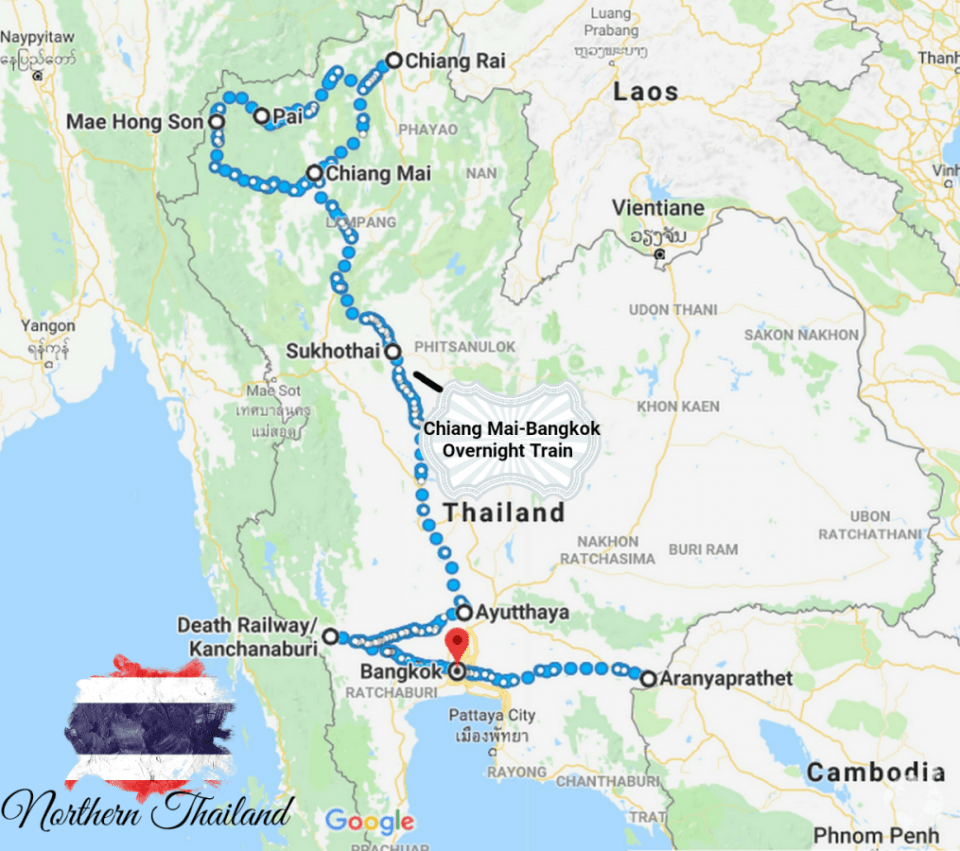 thailand north what to do&see
