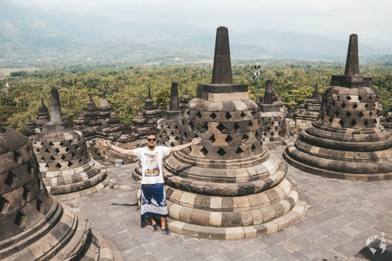tempio borobudur come andare