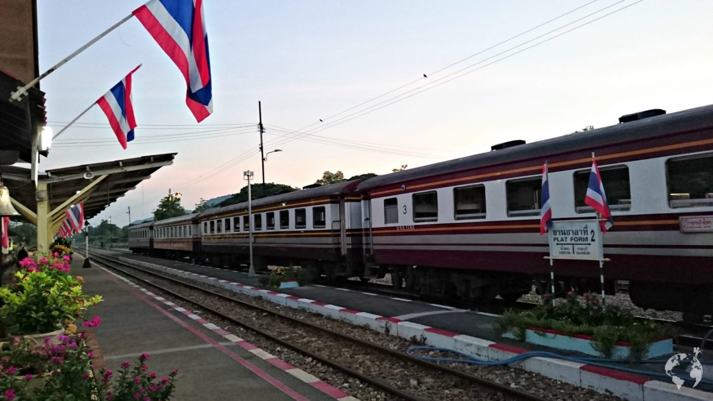 death railway train time kanchanaburi to nam tok