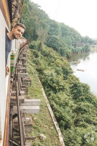 where is death railway bridge how to go