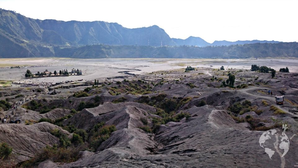 Sea of Sand Mt. Bromo National Park ticket where to stay