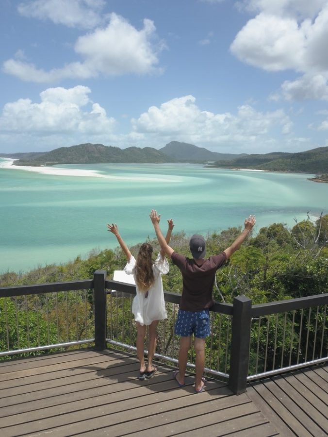 whitsundays a million travels best view