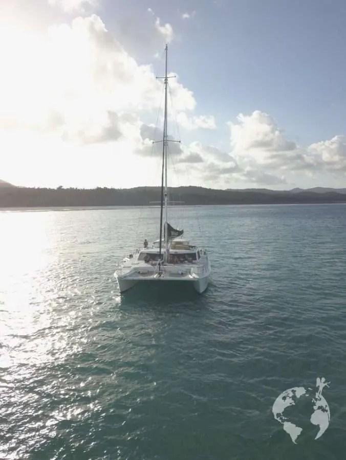 Sailing whitsundays wings best boat