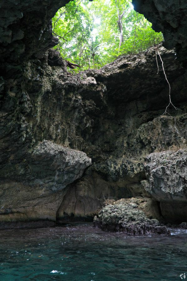 The Moso island cave