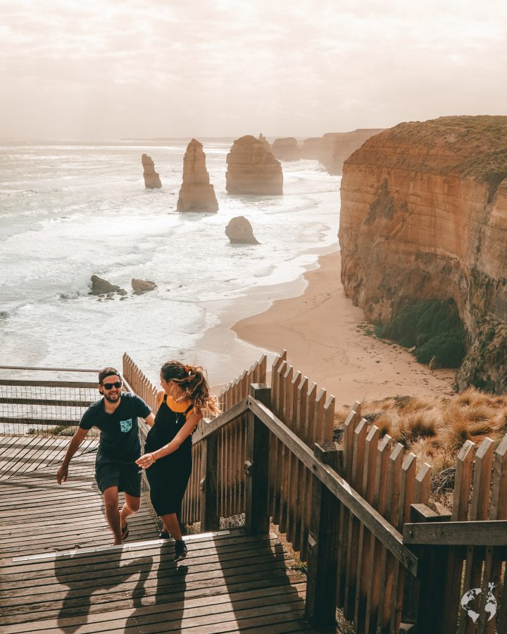 12 apostles how to go