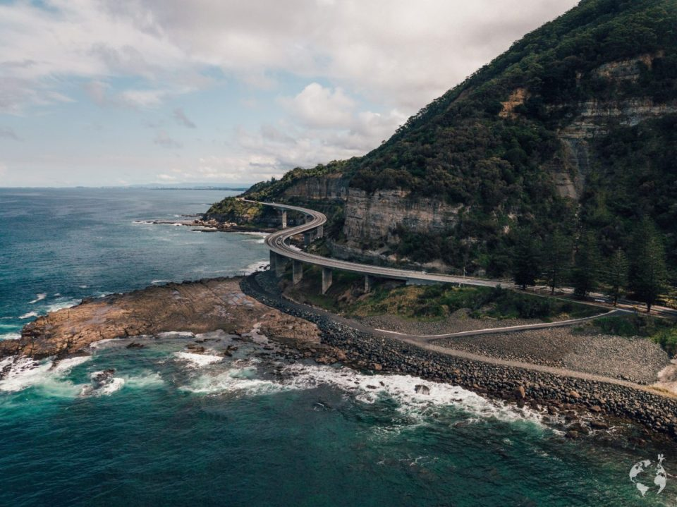 sea cliff bridge how to go from sydney