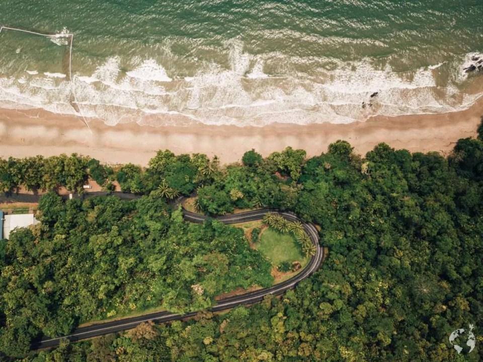 on the road australia campeggio libero