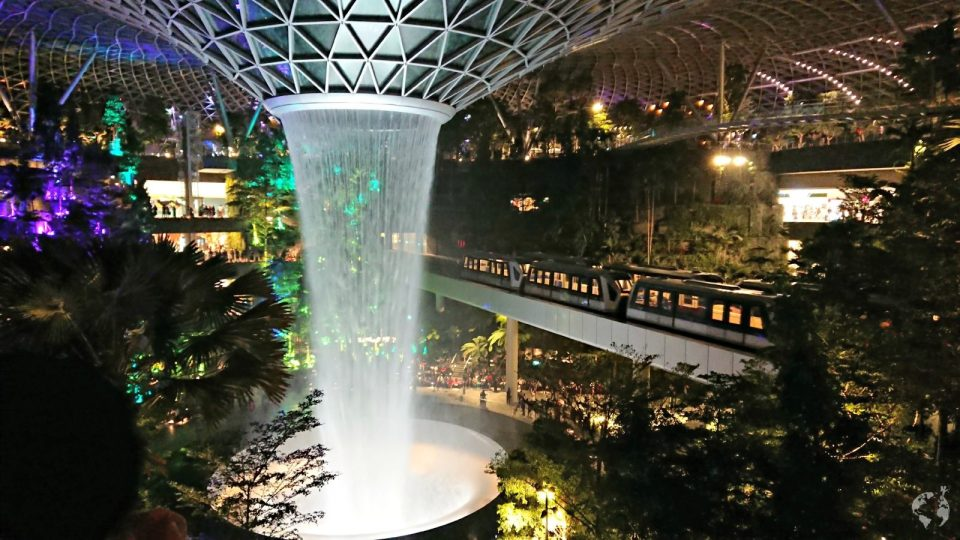 best things to do singapore airport