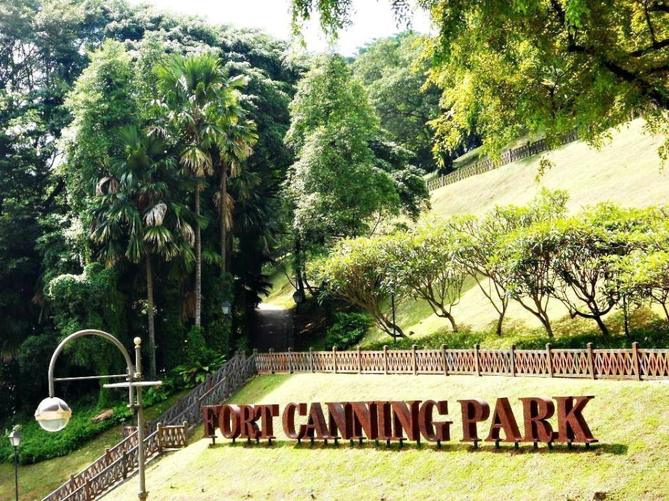 fort canning parco singapore