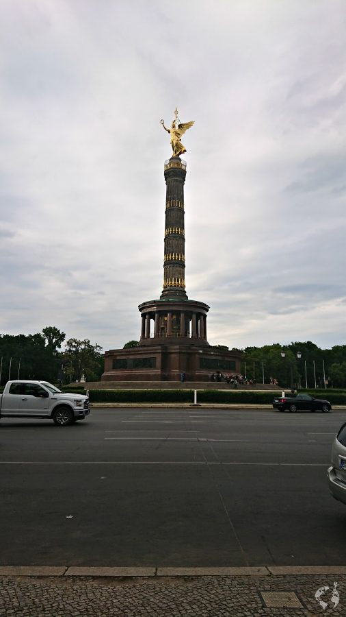 Victory Column Berlin can you climb