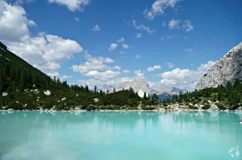 Lago di Sorapis come arrivare