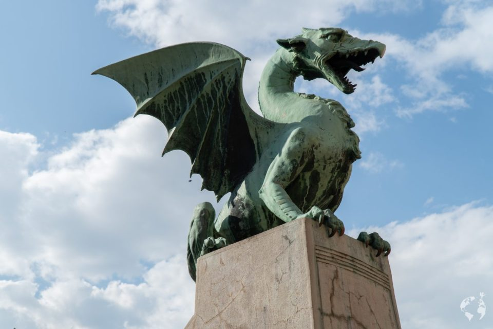 dragon bridge ljubljana