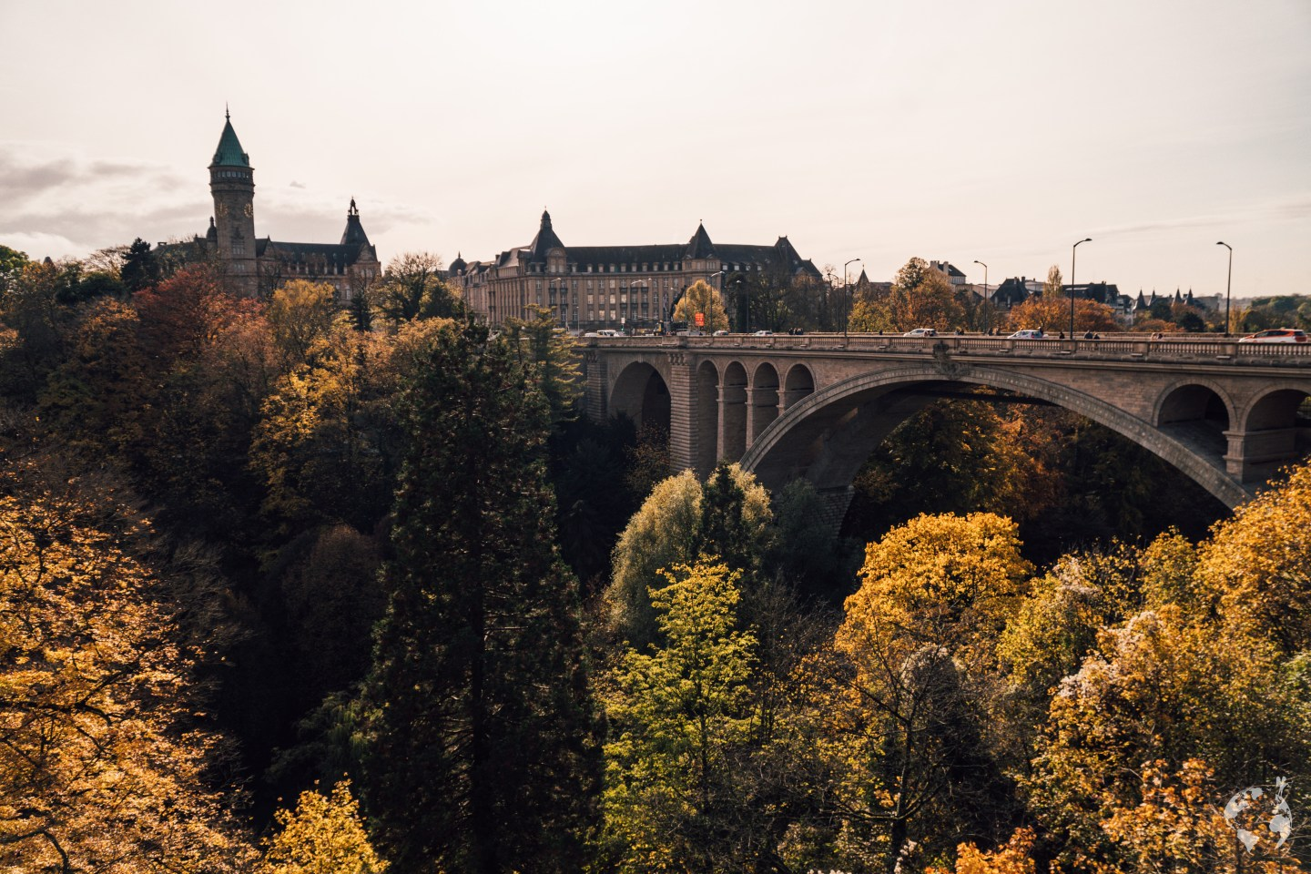 best luxembourg photo spot