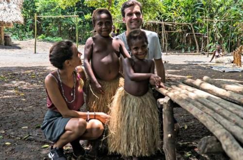 Vanuatu vita tribù