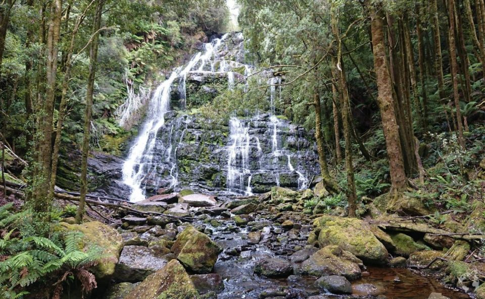 waterfalls tasmania itinerary guide