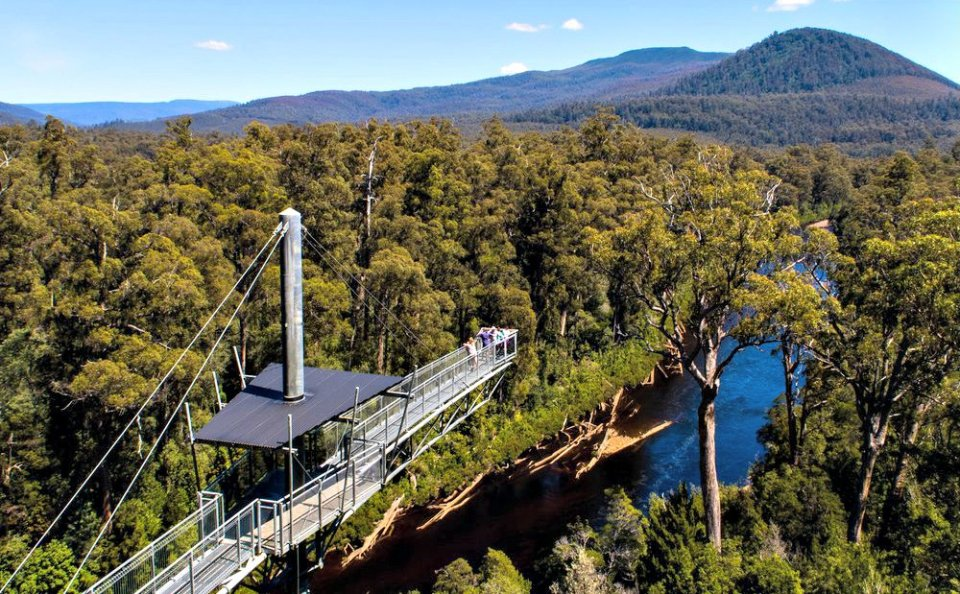 Tasmania Tahune Airwalk