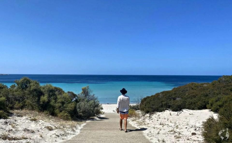 best beach eyre peninsula september beach