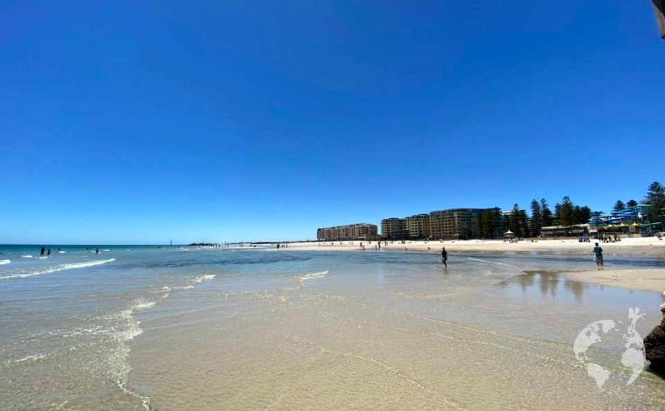 adelaide what to see glenelg