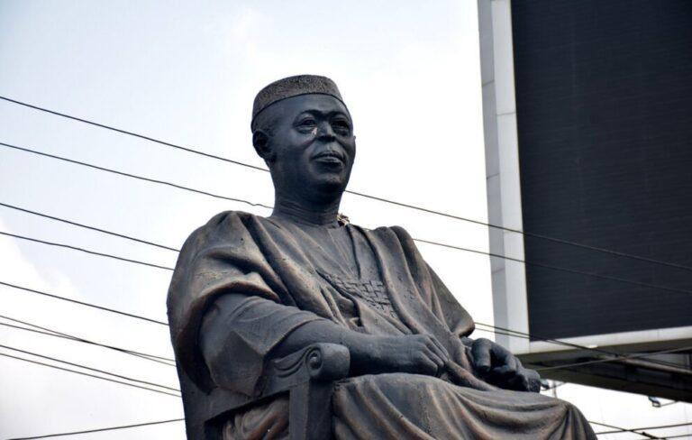 Awolowo statues