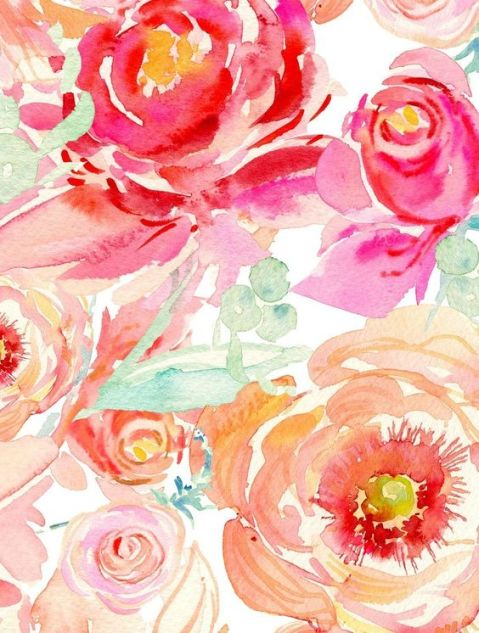 flores-acuarela