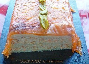 pastel-salmón
