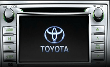 2013 2014 2015 Toyota Hilux Vigo comes with Touch Screen
