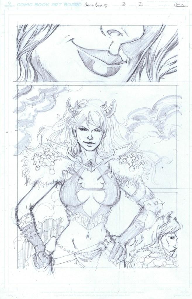Grimm Universe #3 Pg.2