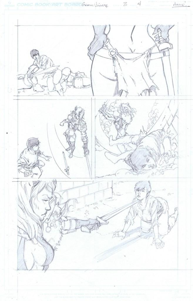 Grimm Universe #3 Pg.4