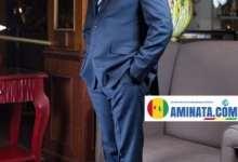 Amadou Diaby, vice-président de la FEGUIFOOT