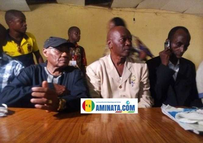 Louis M'Bemba Soumah, éducation, souleymane sy savané, école