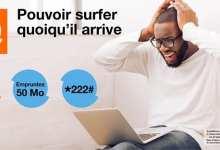 Orange Guinée sos internet