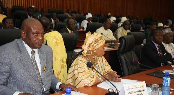 Parlementaire guinéen