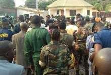 Boké, gendarmerie, police, manifestation, violences