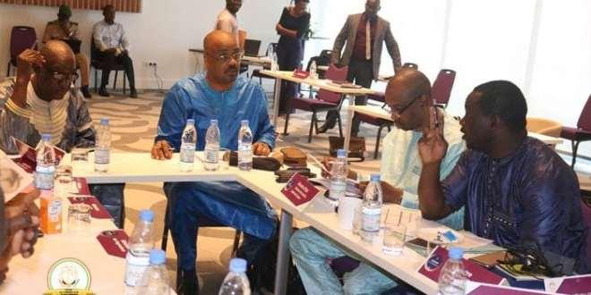Gouvernement Guinéens