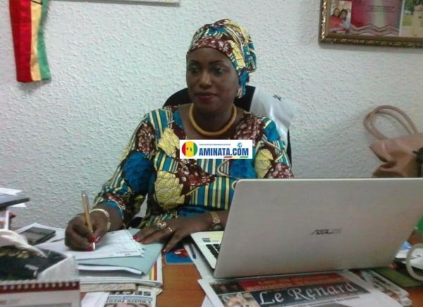 Asmaou Doukouré Diallo, syndicat