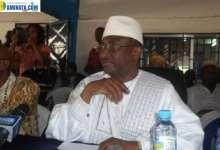 Sidya Touré, président de l'UFR