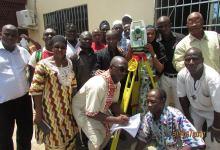 Formation de 40 Cadres du Ministère de la Ville et de l'Aménagement du Territoire