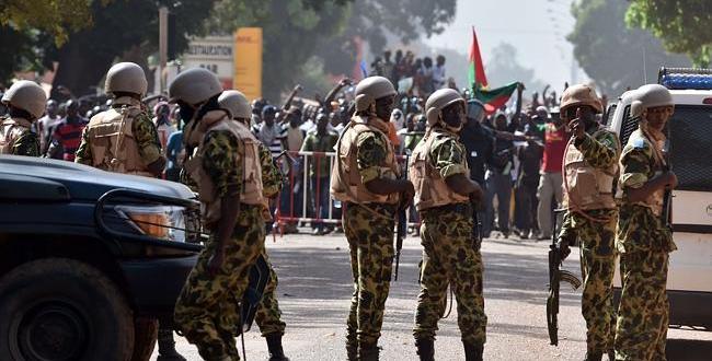 Police Burkina