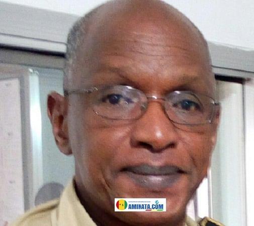 Safioulaye bah, préfet de Labé