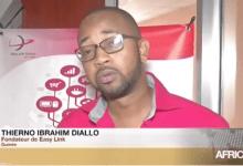 CEO EASY LINK GUINEA Thierno Ibrahima Diallo