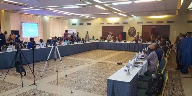 Le Ministre de la Santé Abdourahmane Diallo
