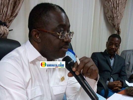 Me Salif Kebé, président de la CENI