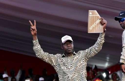 Dakar (AFP)© 2017 AFPSénégal-politique-élections-routes