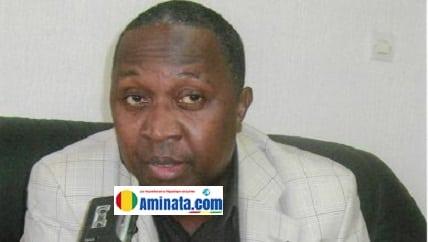Maitre Alfred Mathos président de l'UPG