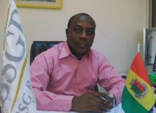 Ibrahima Sory Touré IST, vice-président de BSGR-Guinée